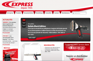 Guilbert Express Cross Border Network French Company implanter aux USA